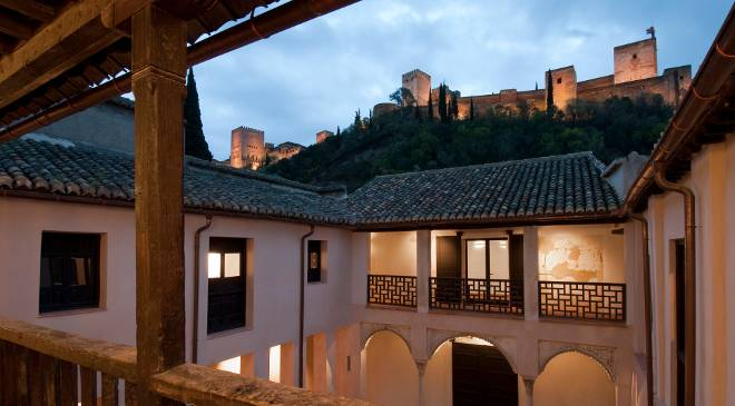 House of zafra monuments in granada at spain is culture for La casa de granada madrid