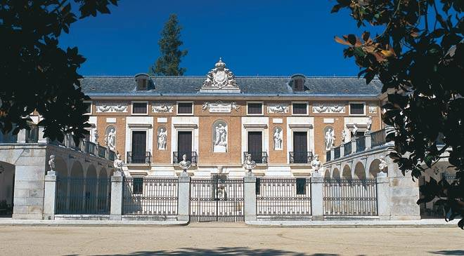 Casa del labrador house in aranjuez monuments in aranjuez for Calle jardines de aranjuez madrid