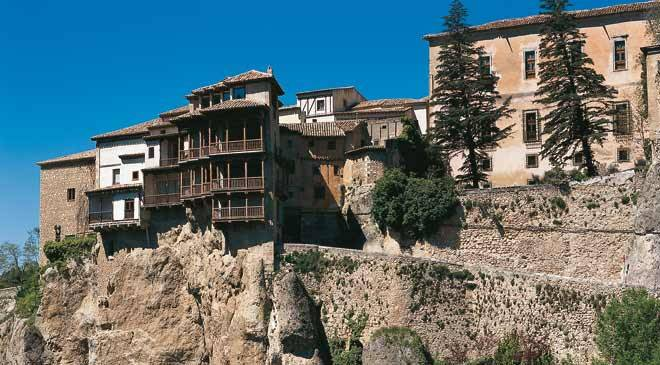 Hanging Houses In Cuenca © Turespaña