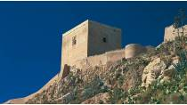 Tower of Lorca castle ©Turespaña