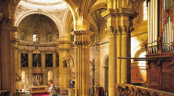 Guadix Cathedral Monuments In Guadix Granada At Spain Is
