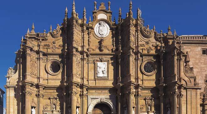 Exterior of Guadix cathedral © Turespaña