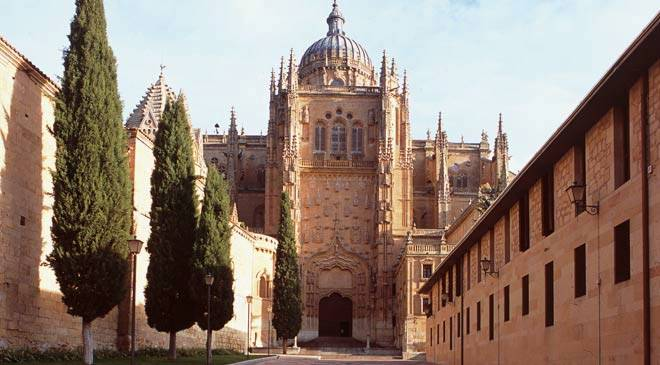 New cathedral of Salamanca © Castilla y León