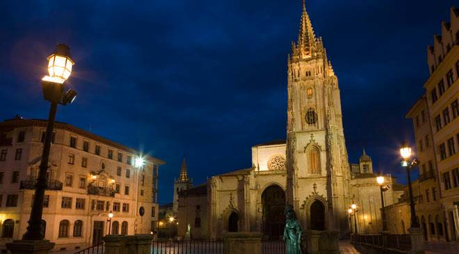 Oviedo Cathedral © Turespaña