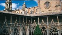 Cloister in Pamplona cathedral © Turespaña