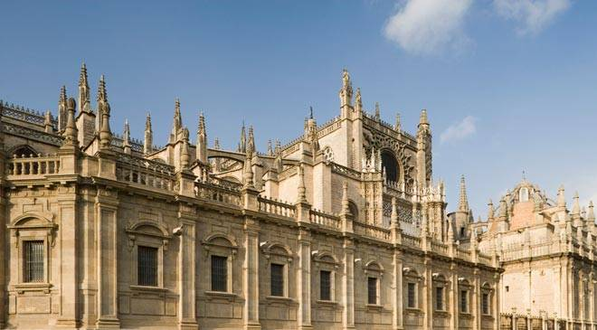 Seville cathedral © Turespaña