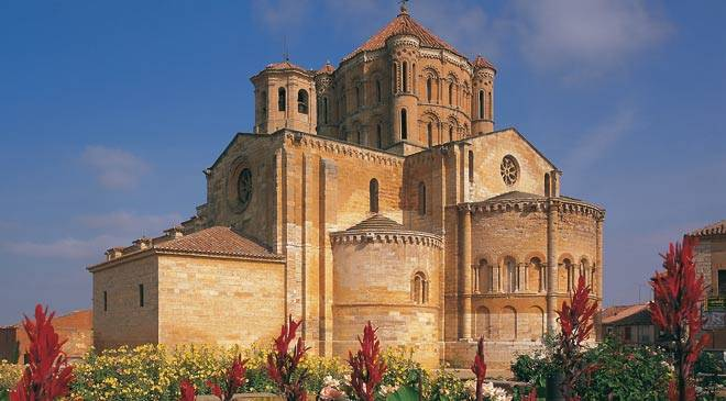 Collegiate church of Santa María la Mayor. Toro, Zamora © Turespaña