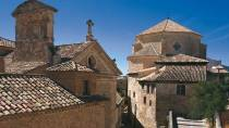 General view of the convent of the Carmelitas Descalzas. Cuenca © Turespaña
