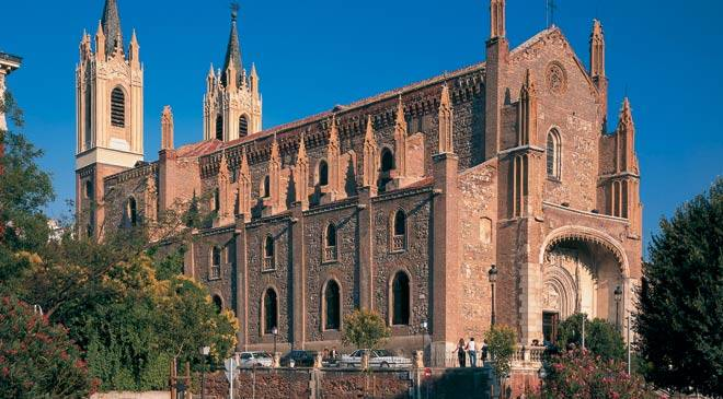 Church Of San Jeronimo El Real Monuments In Madrid At Spain Is Culture