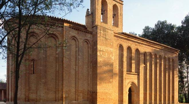 Shrine of Santa María de la Vega © Turespaña