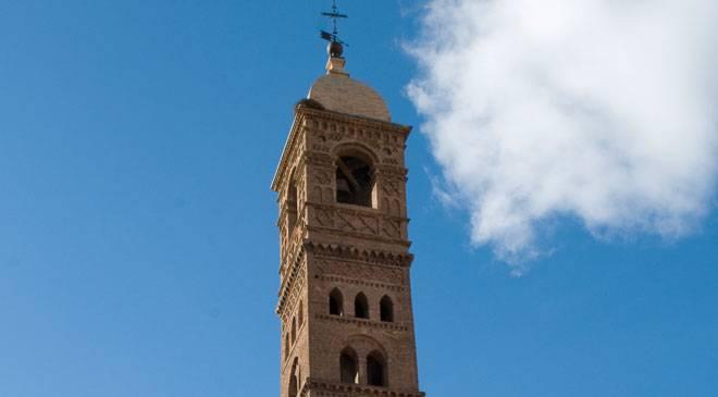 Glise paroissiale de la magdalena monuments tarazona for Oficina turismo tarazona