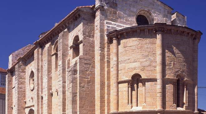 Church of La Magdalena, Zamora ©Turespaña