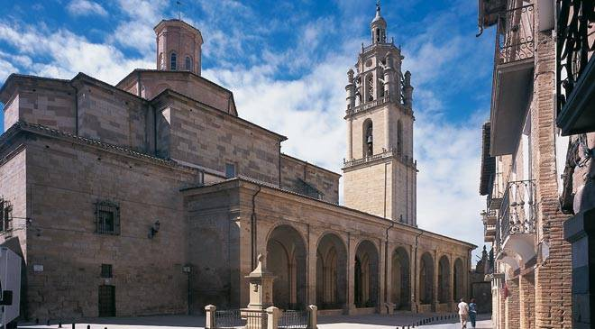 Church of Santa María la Real © Turespaña