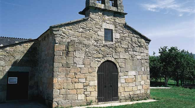 San pedro church in viveiro monuments in viveiro lugo at - Fotos de viveiro lugo ...