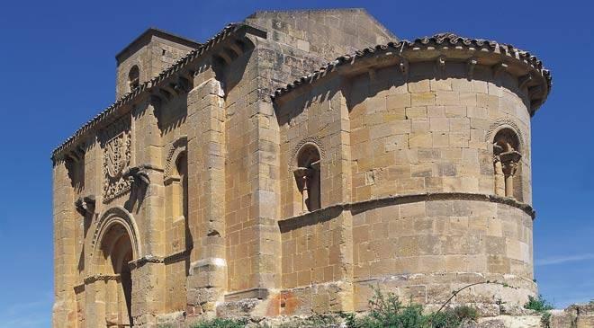 Santa mar a de la piscina church monuments in san vicente - Piscina santa maria ...
