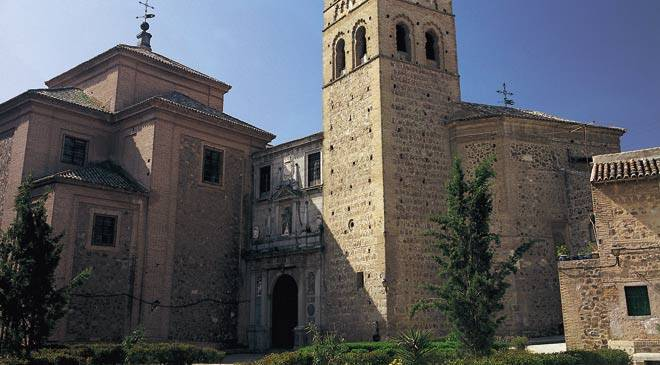 Church of Santo Tomé, in the historic quarter. Toledo © Turespaña