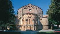 Exterior of the monastery of Sant Joan de les Abadesses © Turespaña