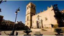 General view of the cathedral of San Juan Bautista in Badajoz © Junta de