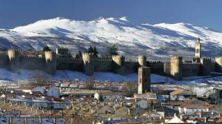 Avila city walls © Turespaña