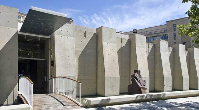 Museo Pablo Serrano Museums In Zaragoza Spain Cultural