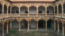 Interior courtyard of the Infantado Palace © Turespaña