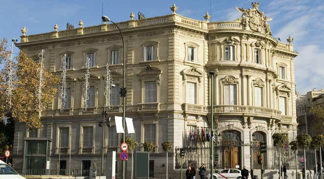 casa de am rica linares palace monuments in madrid at