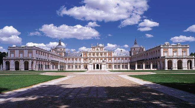 Royal Palace in Aranjuez. Madrid © Turespaña
