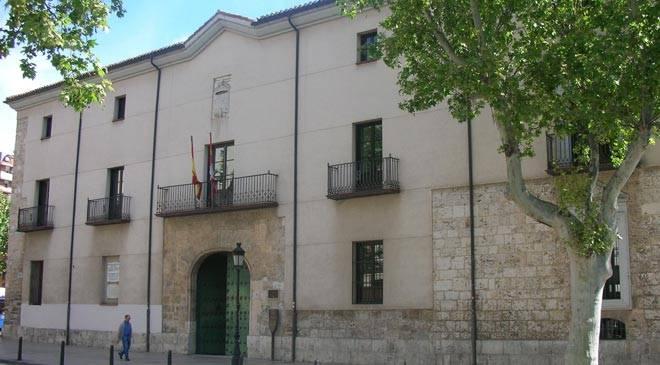 Monuments in valladolid spain palacio de los vivero for Viveros valladolid
