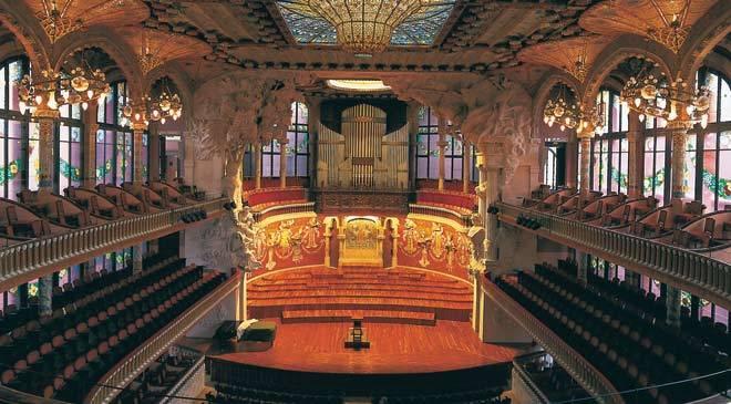 salle concert barcelone