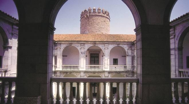 Zafra Fortress  Monuments In Zafra  Badajoz At Spain Is