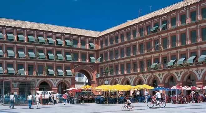 Place de la corredera monuments cordoue sur spain is culture - Office de tourisme cordoue ...
