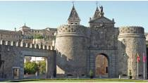 New Bisagra gate. Toledo