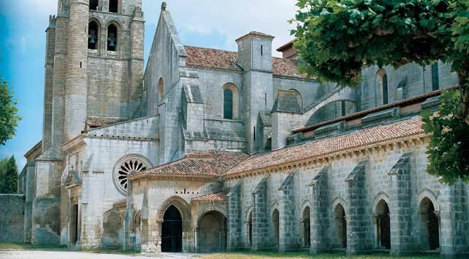 Monastère Santa María Real de las Huelgas: monuments à ...