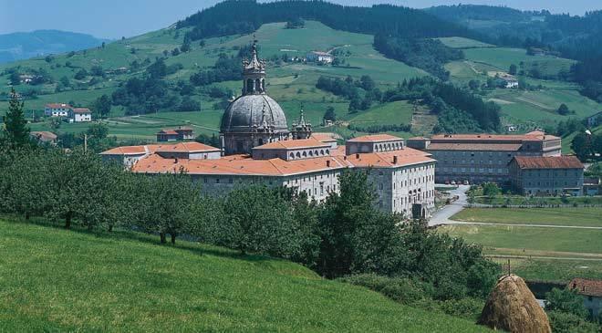Loyola Basilica Monuments Azpeitia Guip Zcoa
