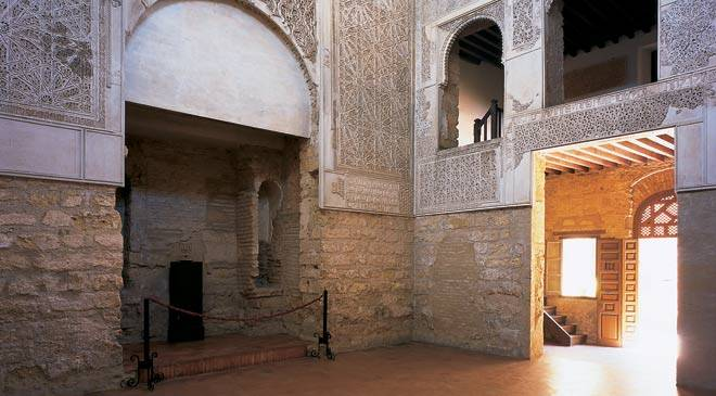 Interior of the synagogue. Cordoba © Turespaña
