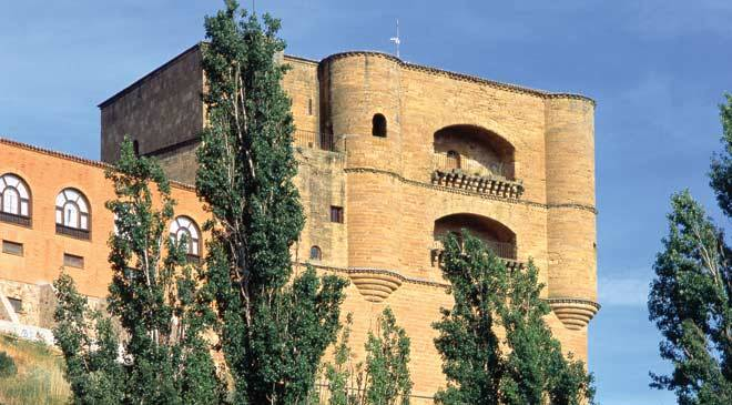 Benavente Spain  city photos gallery : Caracol Tower: monuments in Benavente, Zamora at Spain is culture.