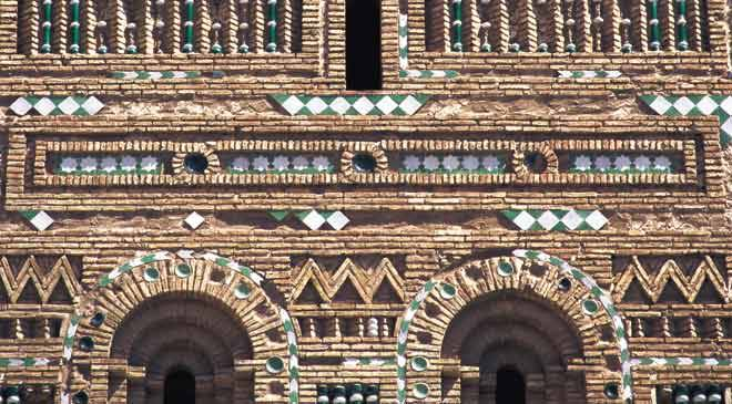 Mudejar architecture in aragon monuments in at spain is - Construcciones san martin ...