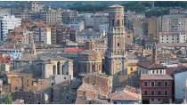 View of Tudela and its cathedral. Navarre © Turespaña