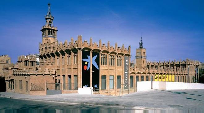 Mus es de barcelone espagne caixaforum tourisme for Caixa d enginyers oficines barcelona