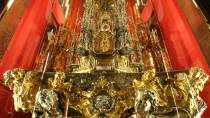 Processional monstrance. Cathedral Treasure Museum. Toledo © Turespaña