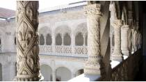 Detail of the upper gallery of the cloister in the College of San Gregorio, Valladolid © Ministerio de Cultura