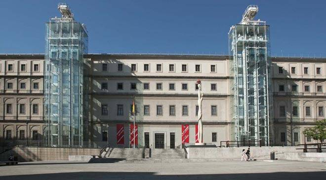 Museo Reina Sofia.Reina Sofia National Art Museum Museums In Madrid At Spain Is Culture