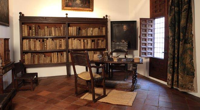 Casa museo lope de vega museums in madrid spain cultural tourism in madrid spain - Casa vega madrid ...