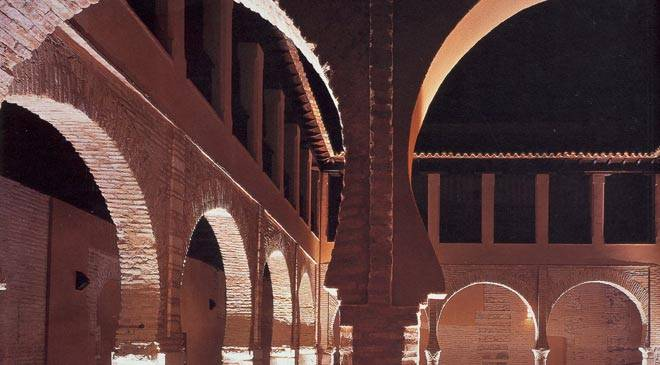 Cloister inside the National Theatre Museum. Almagro © Ministerio de Cultura