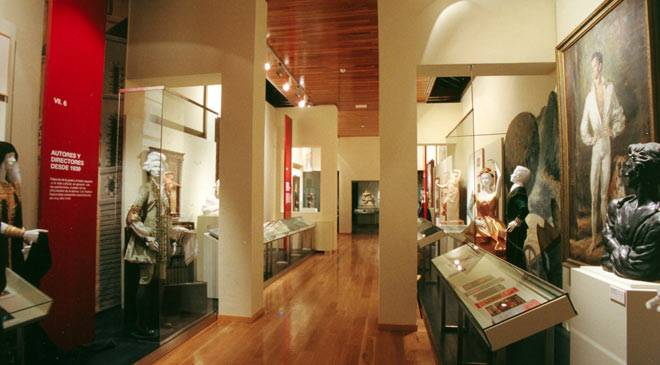 Permanent exhibition in the National Theatre Museum. Almagro © Ministerio de Cultura