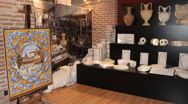 Ethnographic museum museums in talavera de la reina for Oficina turismo toledo