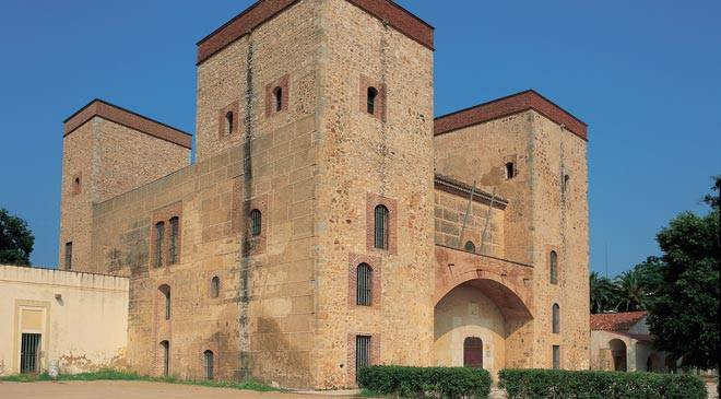 Palace of the Duque de Feria. Badajoz Provincial Archaeology Museum © Turespaña