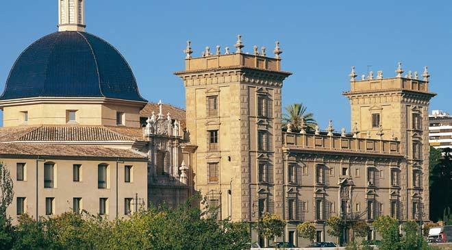 Valencia Museum of Fine Arts: museums in Valencia at Spain ...