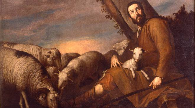 Ribera. 'Jacob and Laban's flock' © Ministerio de Cultura