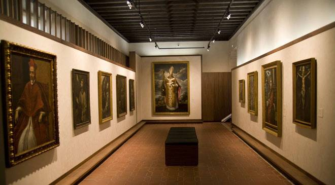 El Greco Museum: museums in Toledo at Spain is culture.